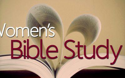 Women's Weekly Bible Study